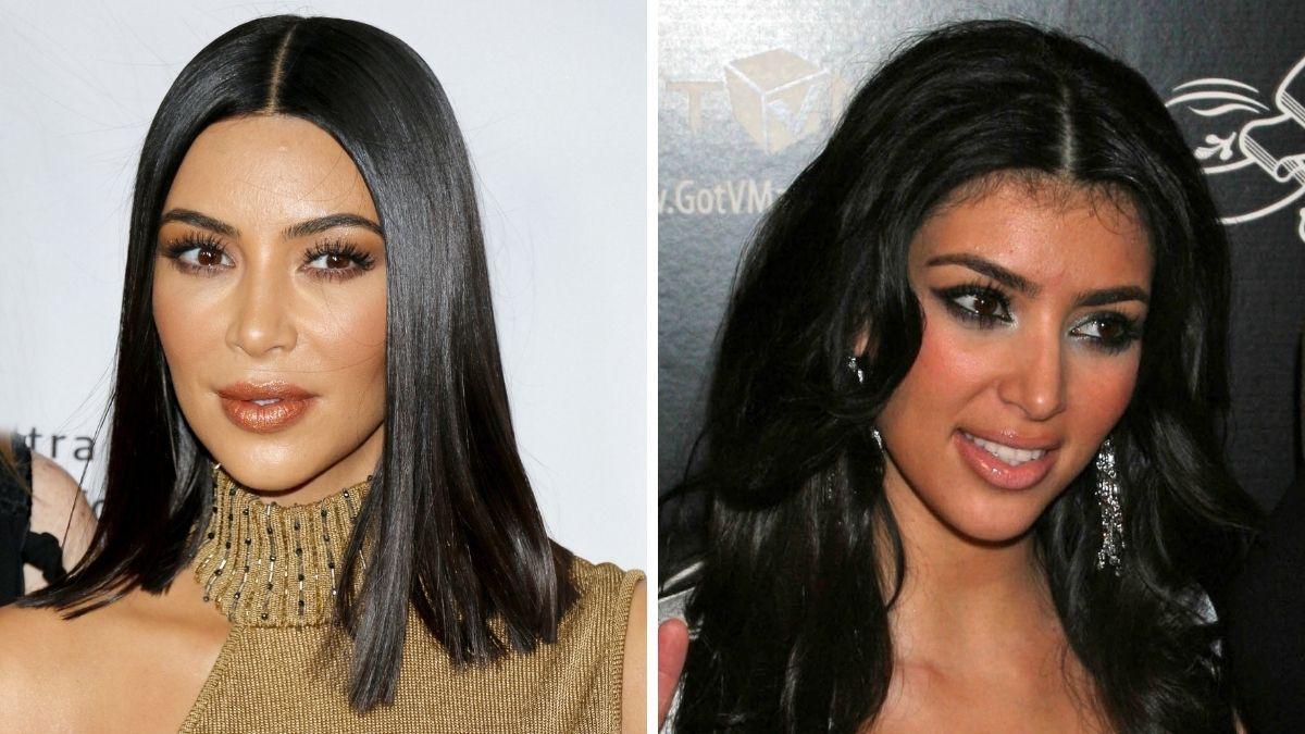 Die Beauty-Akte Kim Kardashian: SO sah sie früher aus