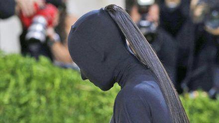 Gestört, aber geil: Kim Kardashian auf der Met-Gala
