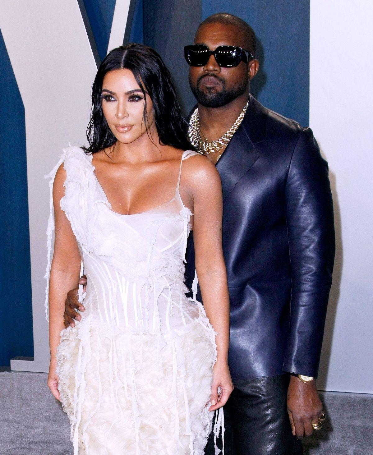 Affäre?! Kanye West entfolgt Kim Kardashian auf Instagram