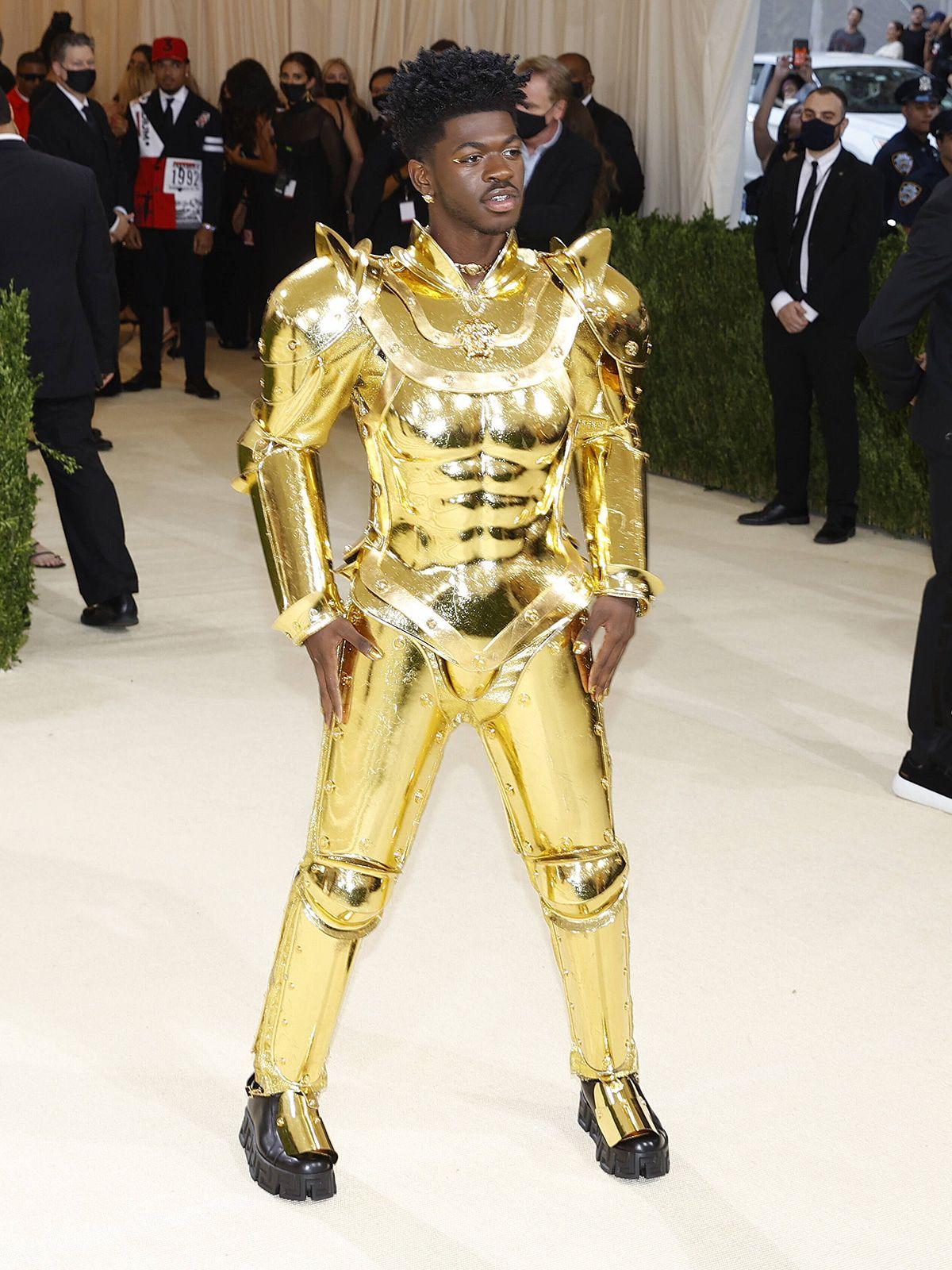 Lil Nas X: Gleich 3 königliche Auftritte auf der Met-Gala