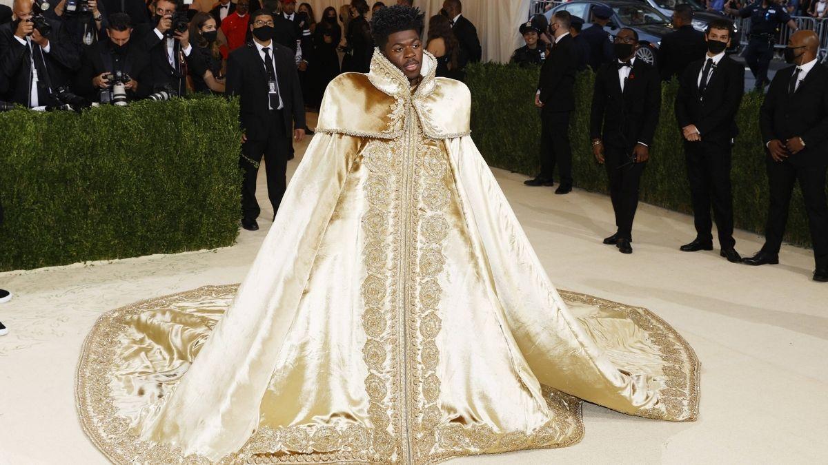 Lil Nas X: 3 königliche Auftritte auf der Met-Gala