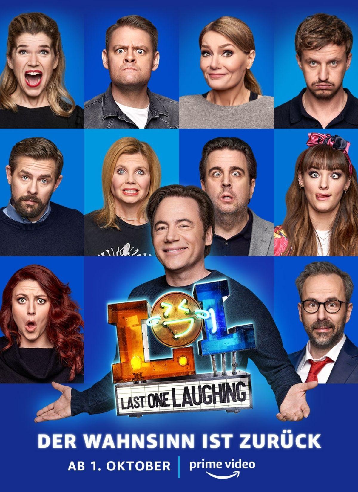 """""""LOL: Last One Laughing"""" – Das sind die Teilnehmer für Staffel 2"""