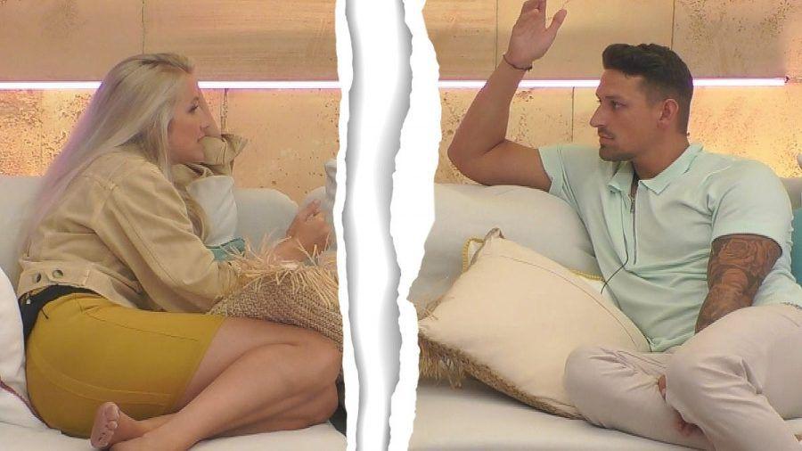 """""""Love Island"""" Tag 8 - Lena trennt sich von Jannik: """"Du bist mir zu kompliziert!"""""""