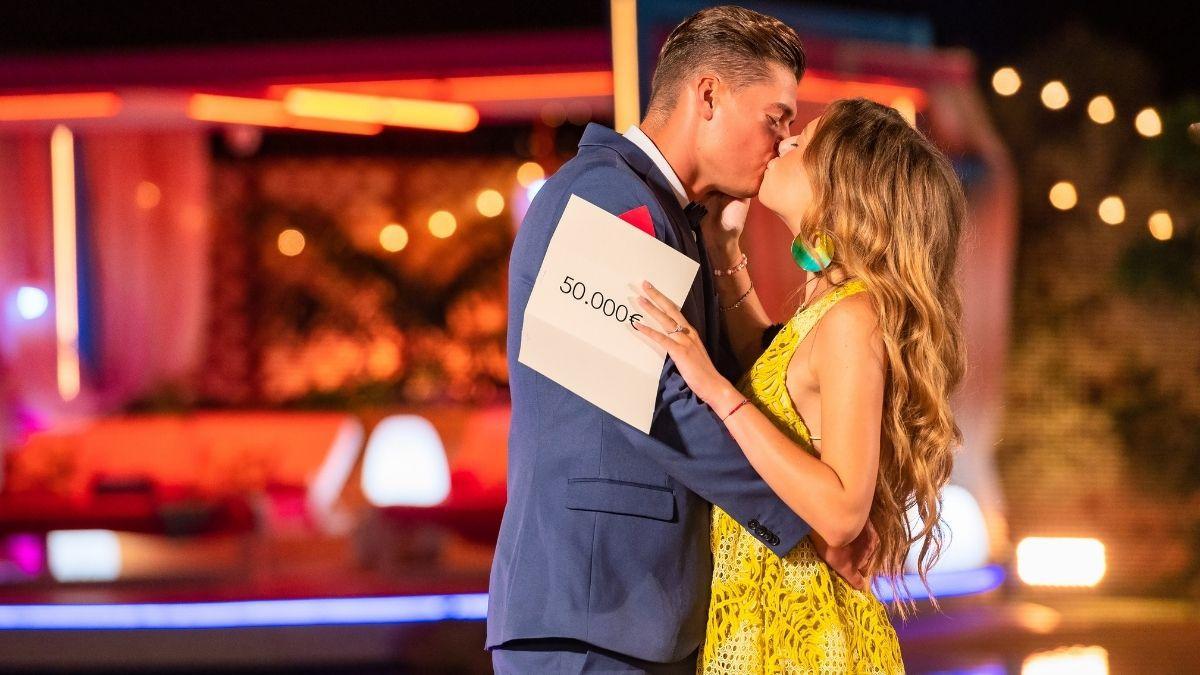 """""""Love Island"""": Dieses Couple holt sich den Sieg!"""