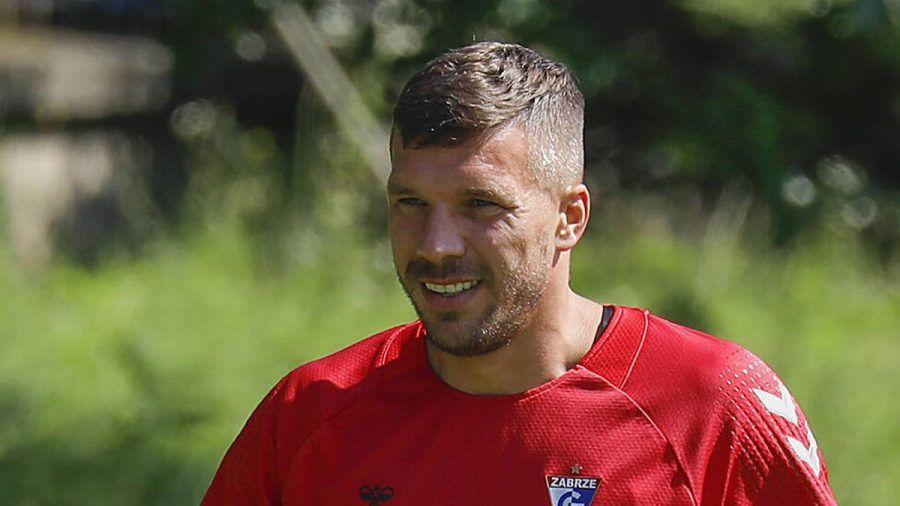 Lukas Podolski nach Corona-Erkrankung noch nicht ganz erholt?