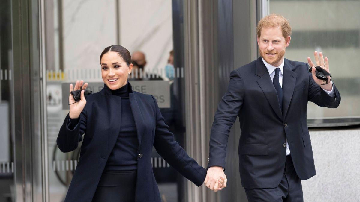 Meghan und Harry drehen schon heimlich an ihrer Netflix Doku
