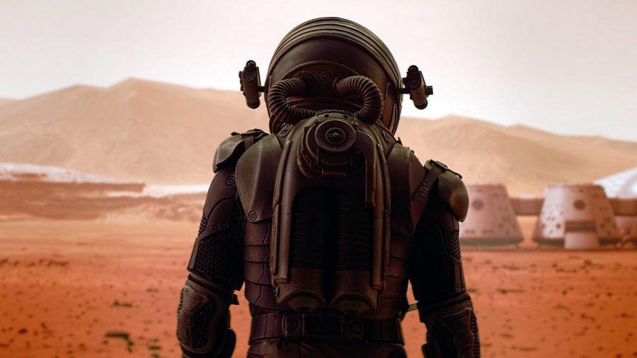 Für Marsexpedition: Dort soll mit Blut und Urin gebaut werden