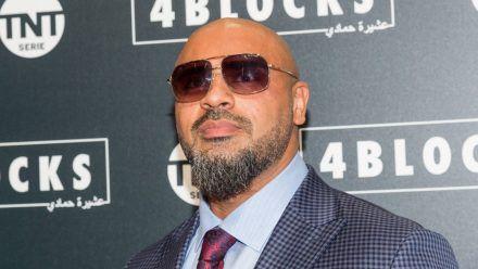 Rapper und 4 Blocks-Star Massiv weint in Interview
