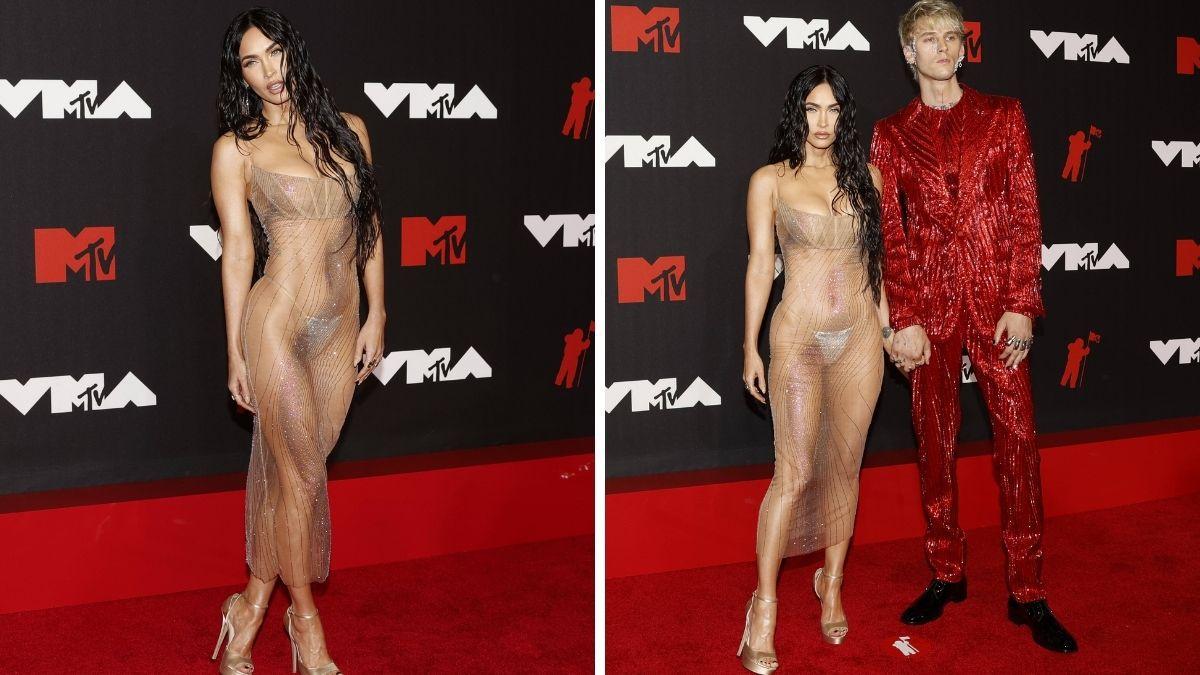 Ashanti, Megan Fox & Madison Beer mit den heißesten Outfits der MTV Video Music Awards