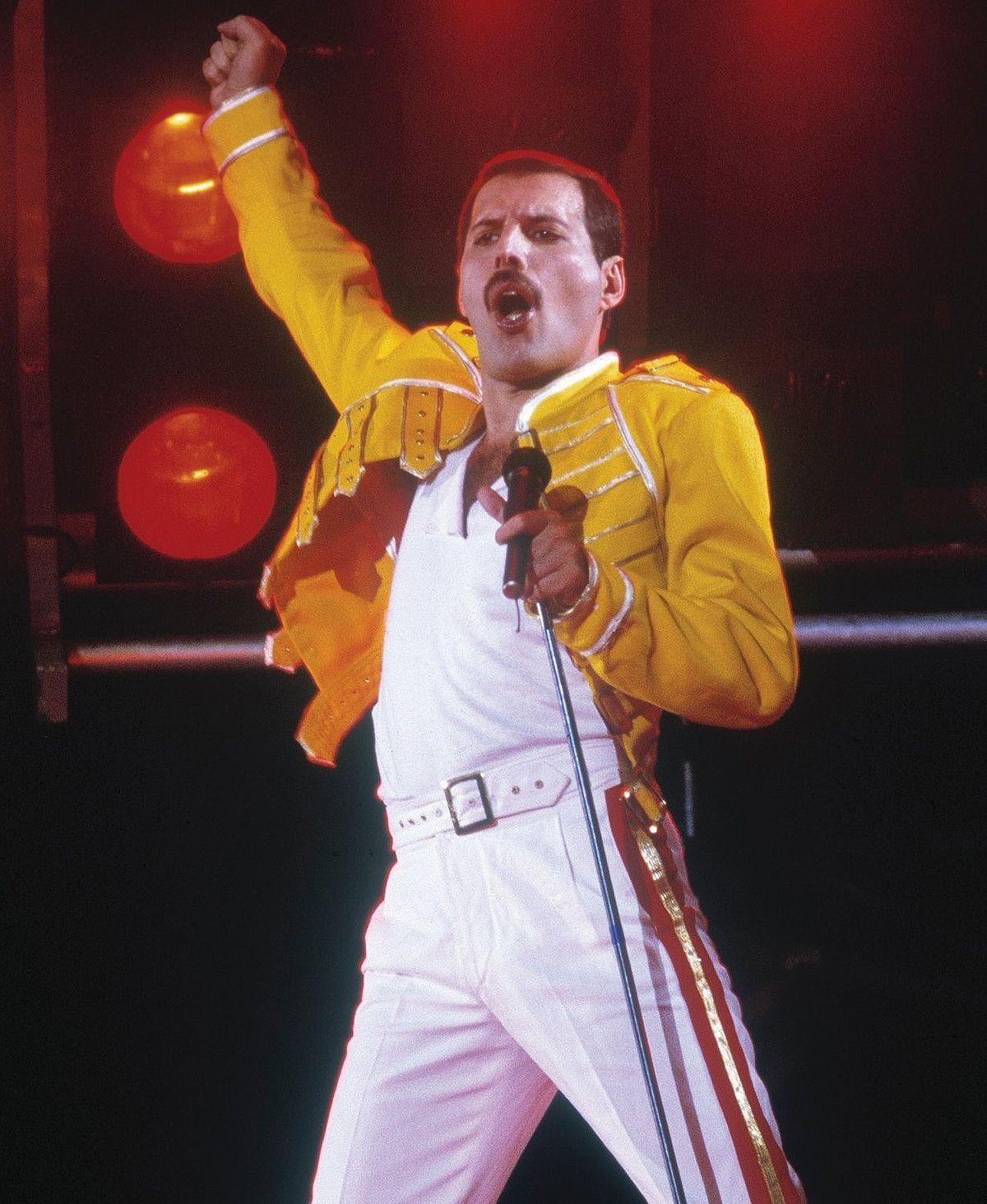 Mercury in München: Seine besten Jahre