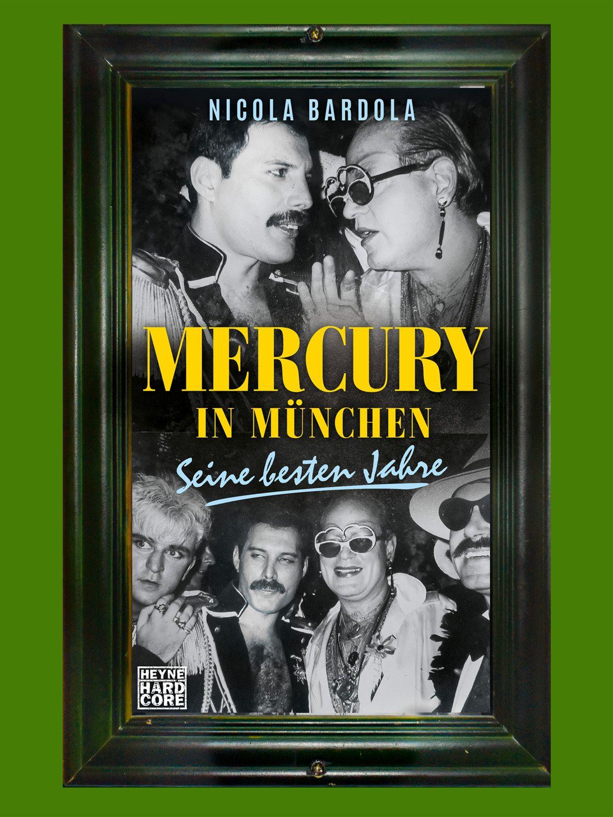 """Neues Freddie Mercury Buch schildert """"Seine besten Jahre"""" in München"""