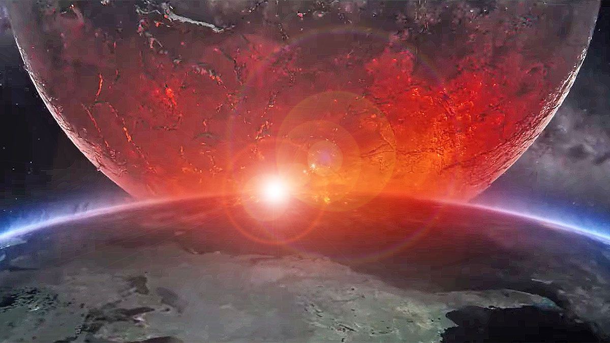 """Roland Emmerich's """"Moonfall"""": In 2022 the moon will hit the earth - Live Feeds"""