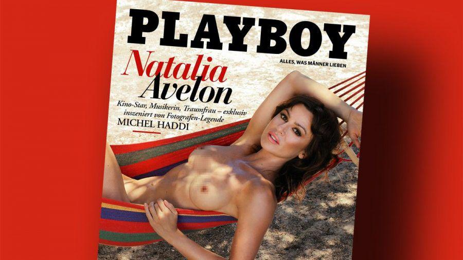 """Die schöne Natalia Avelon im """"Playboy"""" - hier sind die Bilder!"""