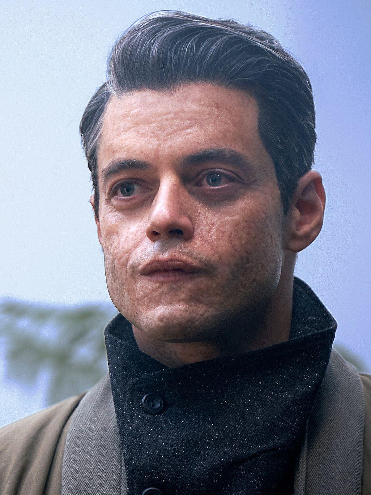 Rami Malek: Der neue Bond-Bösewicht Rami Malek will dem Publikum Angst machen