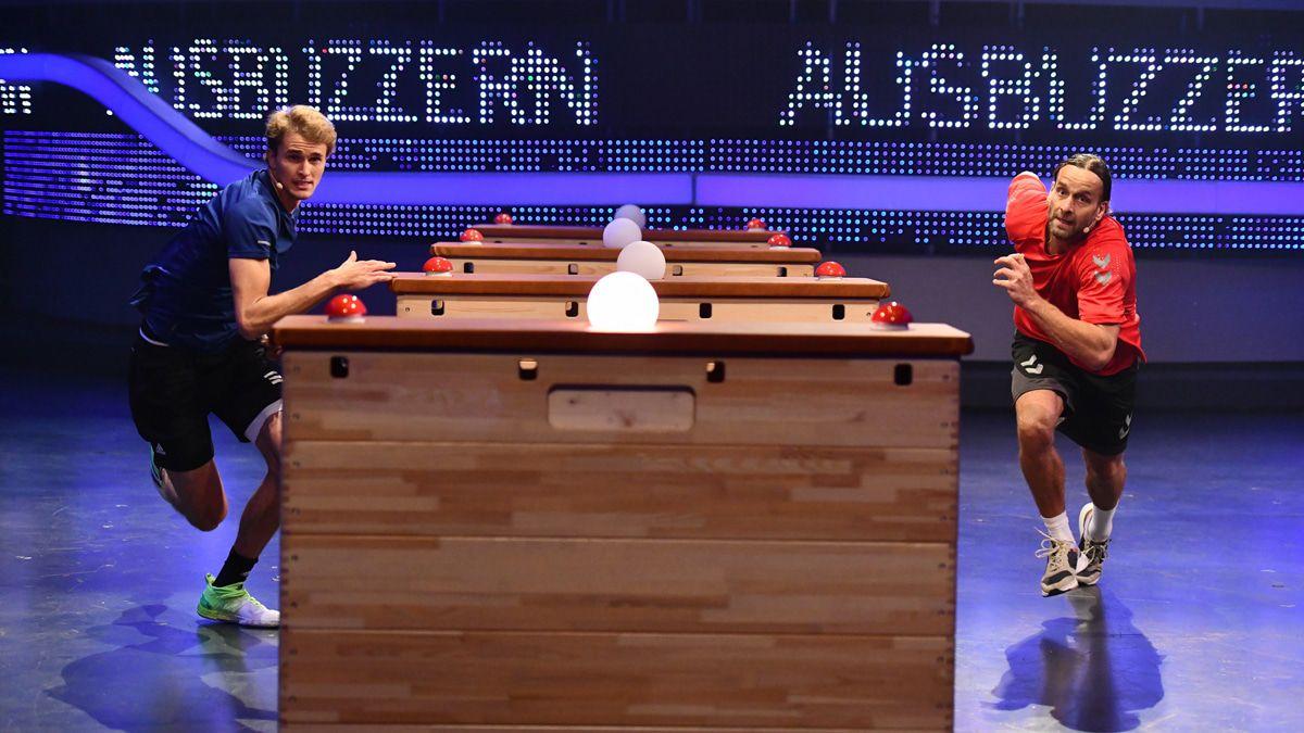 """""""Schlag den Star"""": Silvio Heinevetter über Alexander Zverev - die Highlight-Videos!"""