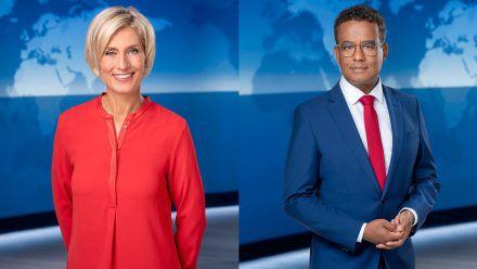 """""""Tagesschau"""": Susanne Stichler und Michail Paweletz übernehmen"""