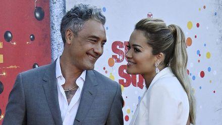 Rita Ora spricht erstmals über Romanze mit Taika Waititi