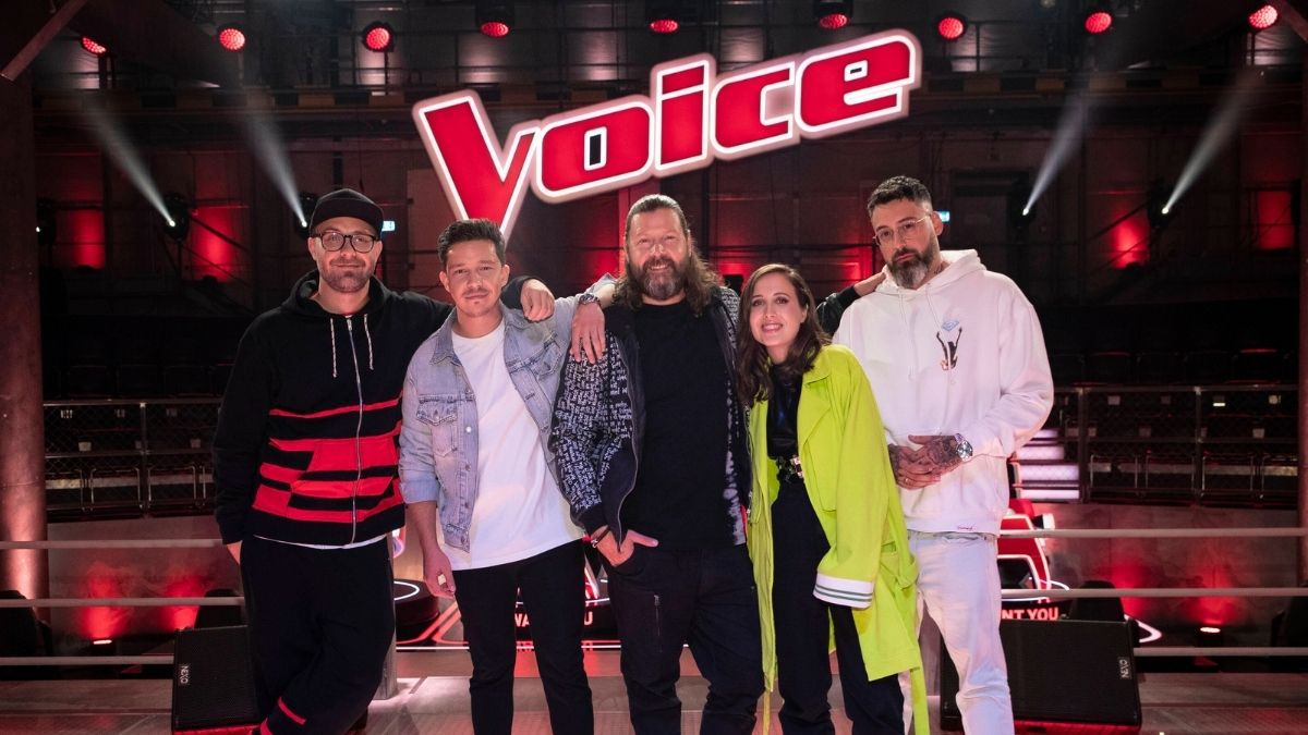 """Die """"The Voice of Germany""""-Jury: Diese Coaches waren schon dabei"""