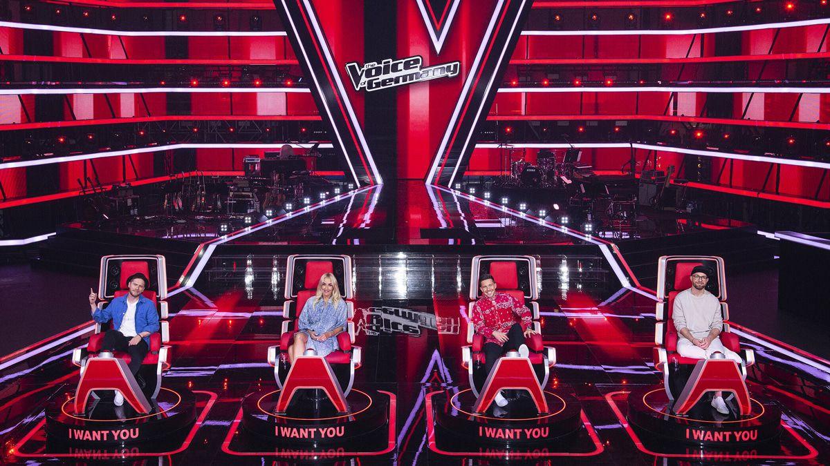 """""""The Voice"""": Sarah Connor in Quarantäne - Aufzeichnungen gehen aber weiter"""