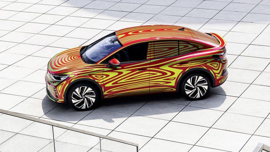 VW ID5 kommt im ersten Halbjahr 2022