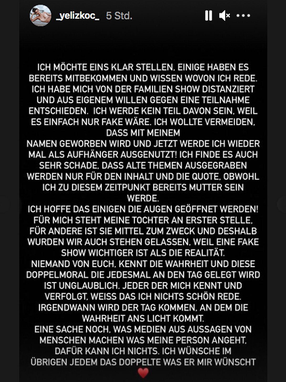 """""""Diese Ochsenknechts"""": Was in der Serie zu sehen sein soll - und Yeliz Koc schäumt!"""