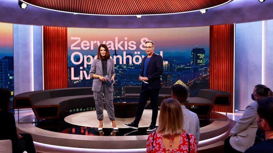 Quoten: Weiter wenig Interesse an Show mit Zervakis und Opdenhövel