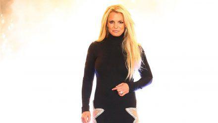 Britney Spears, hier während eines Auftritts im Jahr 2018, möchte sich vorerst aus dem Musikgeschäft zurückziehen. (wue/spot)