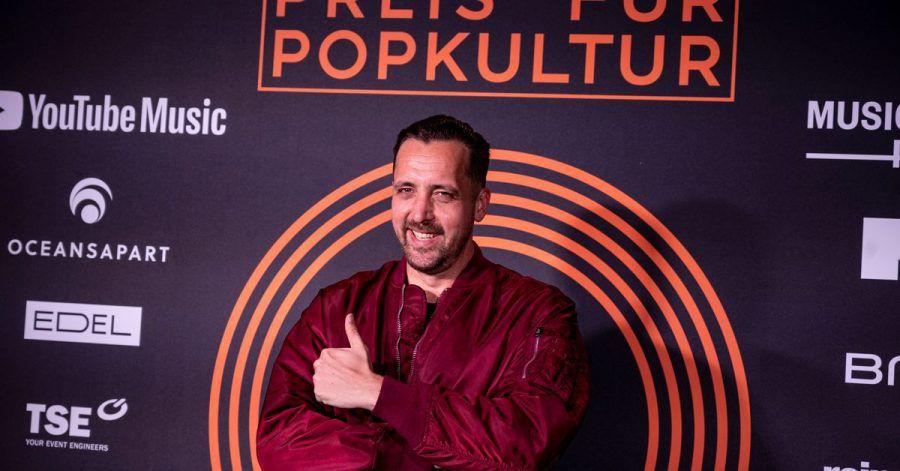 Musiker Danger Dan, Musiker hat beim «Preis für Popkultur» abgeräumt.