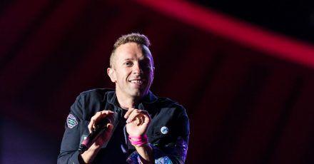 Chris Martin ist mit seiner Band Coldplay seit 25 Jahren im Geschäft.