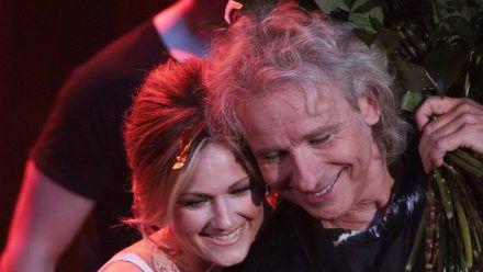 Thomas Gottschalk und Helene Fischer kennen sich bereits aus einigen vergangenen TV-Shows. (dr/spot)