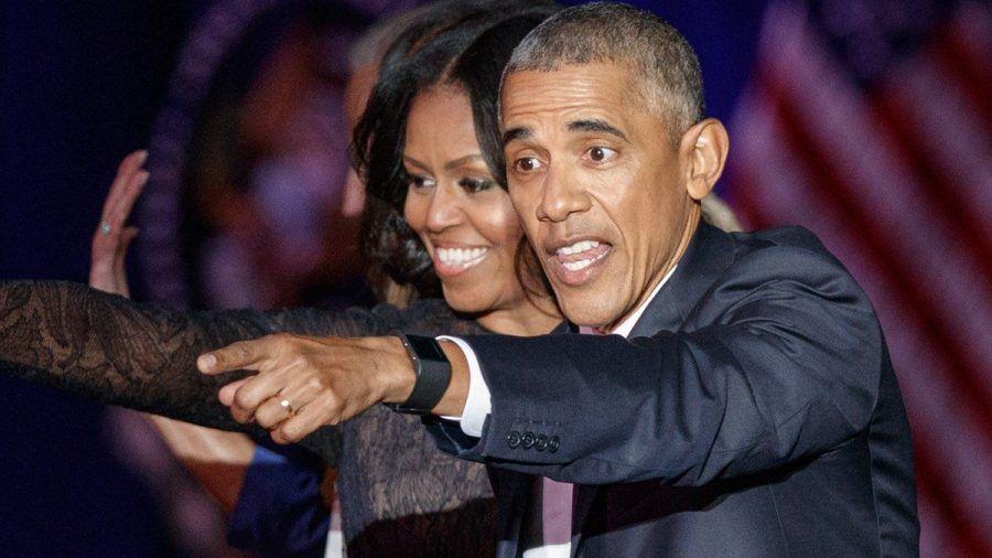 Michelle und Barack Obama sind seit 1992 verheiratet. (jom/spot)