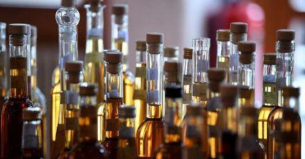 In Russland sind mindestens 18 Menschen an einer Alkohol-Vergiftung gestorben.