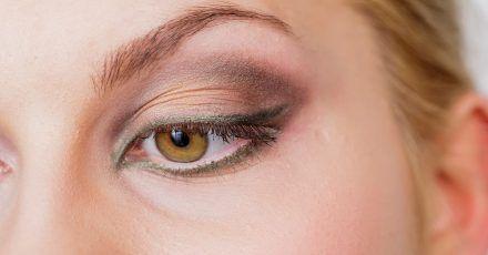 Mit Blick aufWeihnachten erwartet der Make-up-Artist Boris Entrup viel Glanz, insbesondere die Verwendung vonGold.