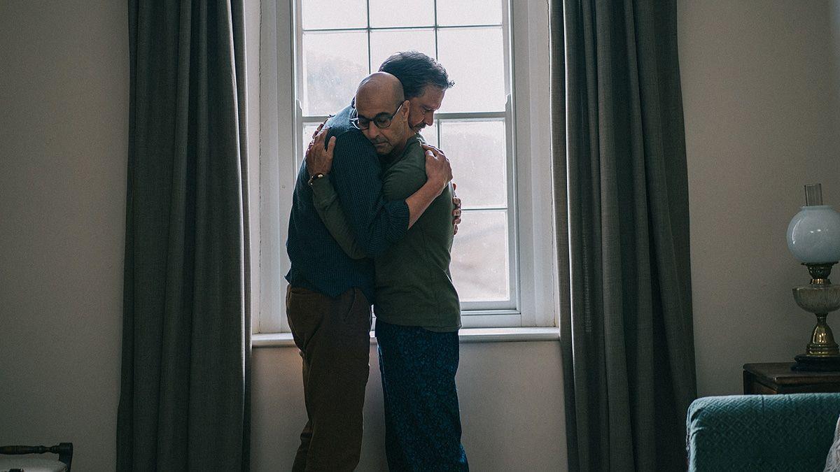 """Filmkritik """"Supernova"""": Colin Firth und Stanley Tucci in Demenz-Drama"""