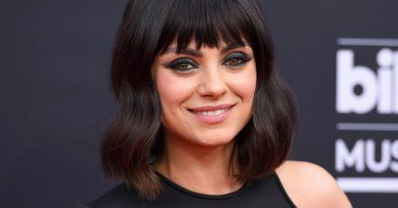 Die US-Schauspielerin Mila Kunis.