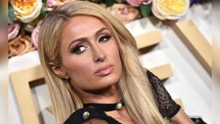 Paris Hilton weint in ihrer Hochzeits-Doku auch bittere Tränen. (mia/spot)