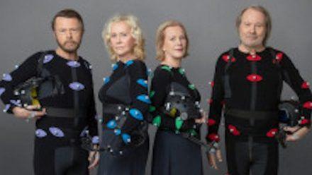 Björn Ulvaeus, Agnetha Fältskog, Benny Andersson und Anni-Frid Lyngstad: ABBA sind zurück. (hub/spot)