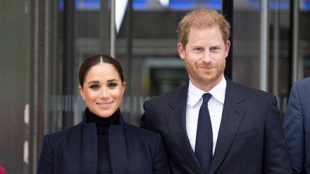 Kehren Herzogin Meghan und Prinz Harry wirklich nach England zurück? (ili/spot)