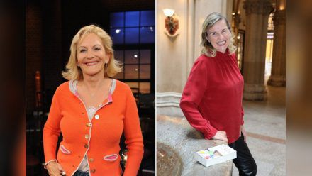 Gaby Hauptmann und Hera Lind wurden durch ihre Romane berühmt. (hub/spot)