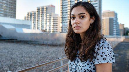 """Nilam Farooq spielt in """"Contra"""" die Jura-Studentin Naima Hamid. (sob/spot)"""