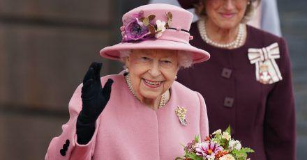 Der britischen Königin Elizabeth II. geht es Berichten zufolge gut.