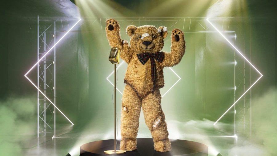 """""""The Masked Singer"""" 2021: Das ist der Teddy. (hub/spot)"""