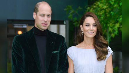 Prinz William und Herzogin Kate bei einem Event. (mia/spot)