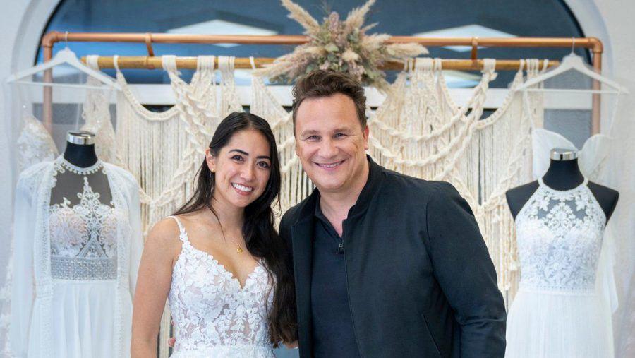 """""""Guidos Wedding Race"""": Guido Maria Kretschmer mit Kandidatin Maria. (cg/spot)"""