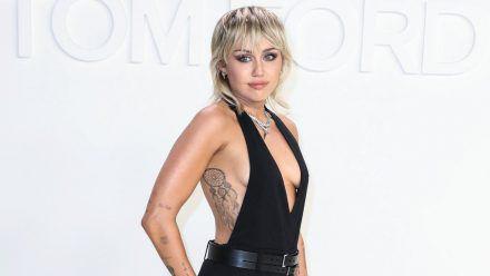 Sängerin und Schauspielerin Miley Cyrus macht mit neuen Nacktbildern von sich reden. (eee/spot)