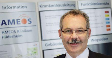 Prof. Detlef E. Dietrich ist Ärztlicher Direktor am AMEOS Klinikum in Hildesheim.