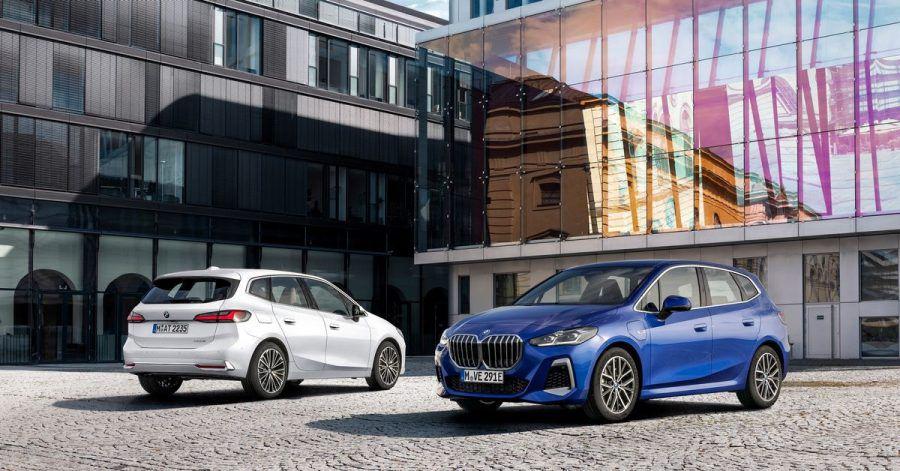 Van von BMW: Der 2er Active Tourer ist seit 2014 auf dem Markt und steht vor einem Generationswechsel.
