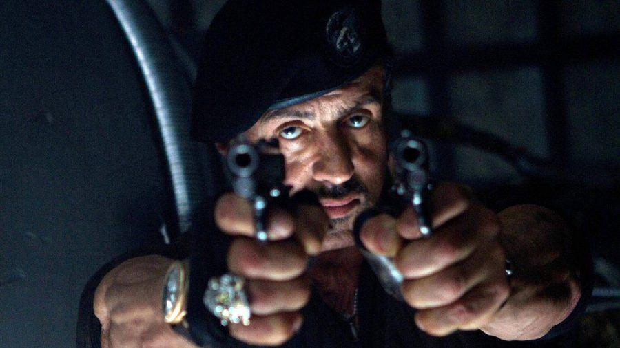 """Sylvester Stallone in """"The Expendables 2"""" (2012). (smi/spot)"""