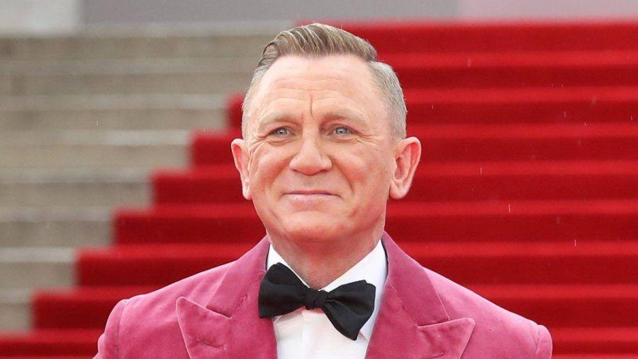 """Daniel Craig bei der Weltpremiere von """"James Bond: Keine Zeit zu sterben"""". (stk/spot)"""