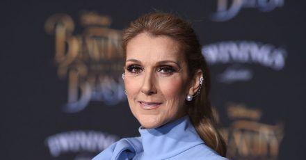 Céline Dion kommt zur Weltpremiere des Films «Beauty and the Beast» im Jahr 2017. (Archivbild)